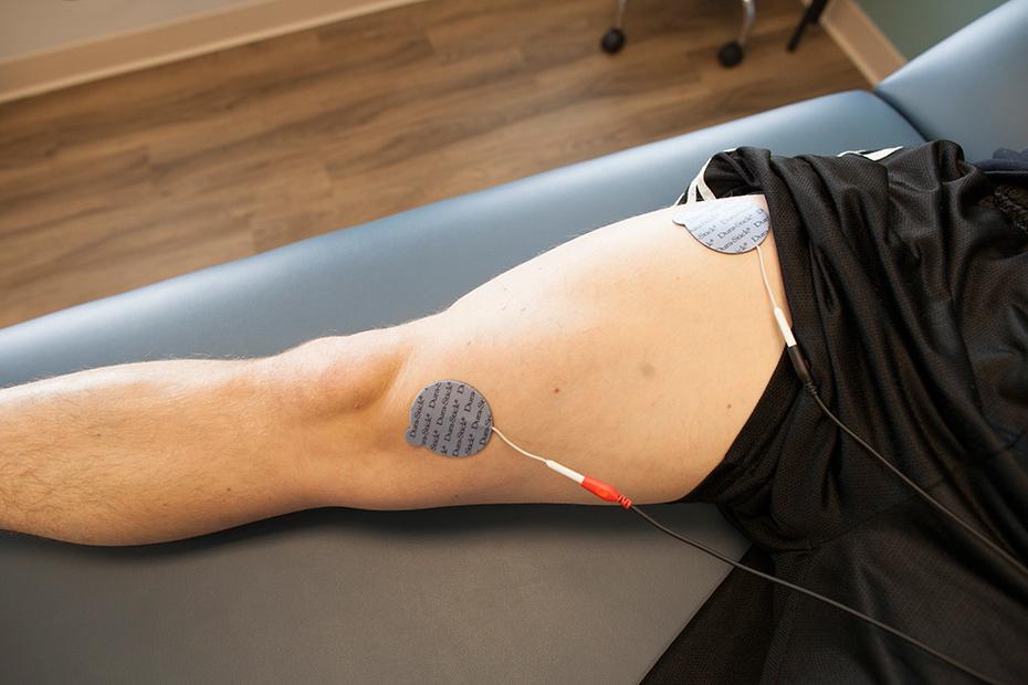 Electrical Stimulation E Stim Portland Physical Therapy